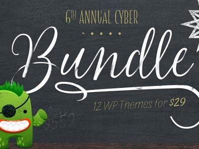 Cyber Bundle for just $29