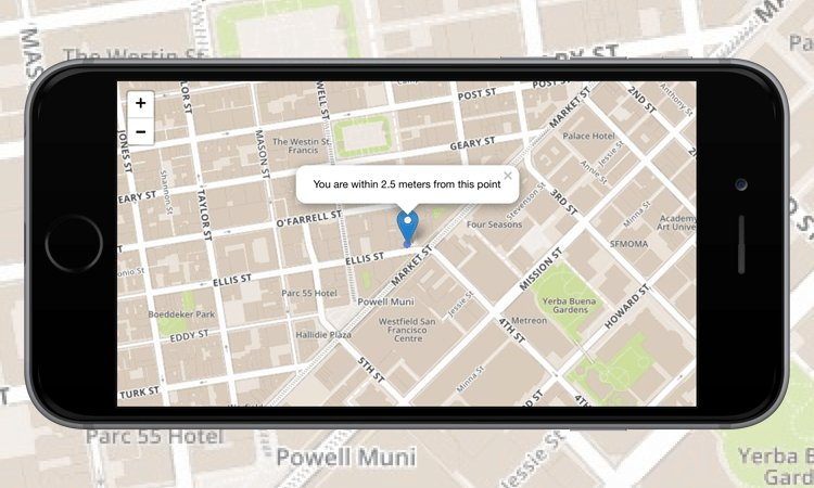 Leaflet Library for using in-app Maps