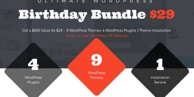 Get $890 valua of MOJO 6TH Annual Birthday Bundle for only $29