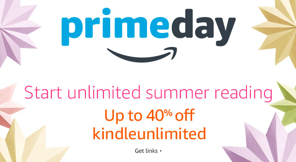 Up to 40% off Kindle Unlimited Memberships