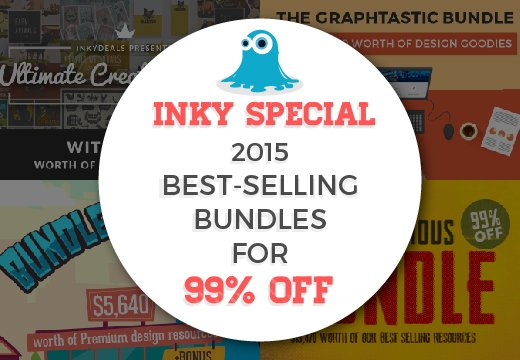 Inky Special: Get $29,395 of Best-Selling Resources for 99% Off