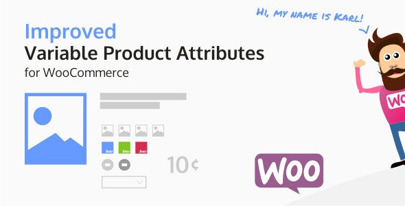Improve WooCommerce Product Variations with Swatches and Photos
