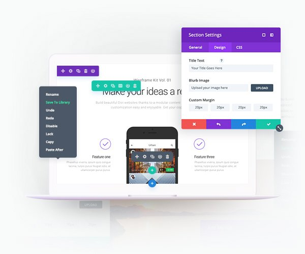 Build Everything Visually with Divi 3.0