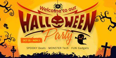NARGA Promo & Coupons - Halloween Party