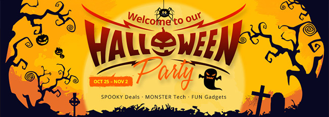 NARGA Promo & Coupons - Halloween Party