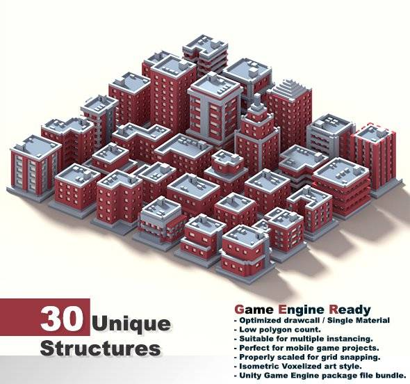 https://www.narga.net/go/low-poly-isometric-buildings-pack-19604038/