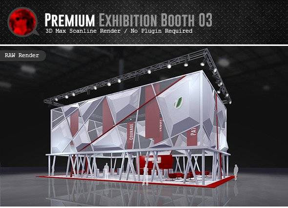 Premium Exhibition Design 03