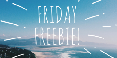NARGA Friday Freebies #1: October 2017