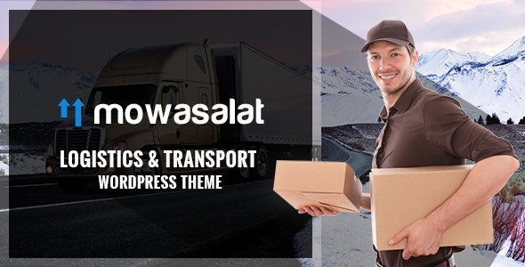 Mowasalat - Logistic and Transports WP Theme