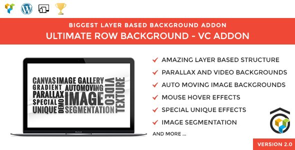 Ultimate Row Background for WPBakery Page Builder