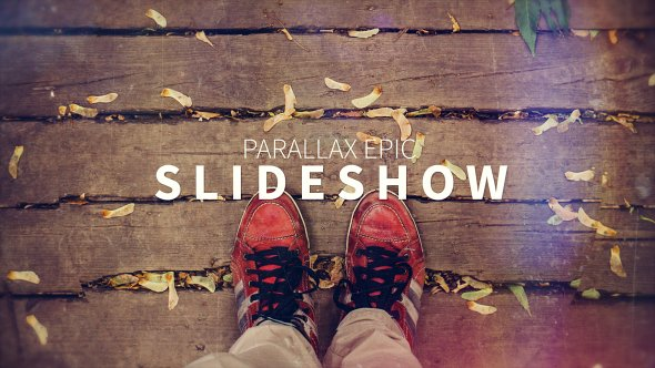 Parallax Epic Slideshow
