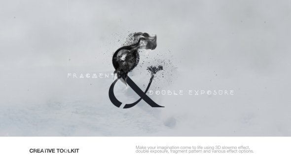 Fragment - Double Exposure Creative ToolKit I 3D