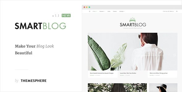 Smart Blog WordPress Blog