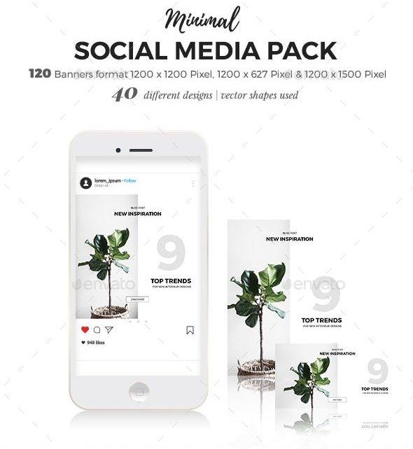 120 Social Media Banner