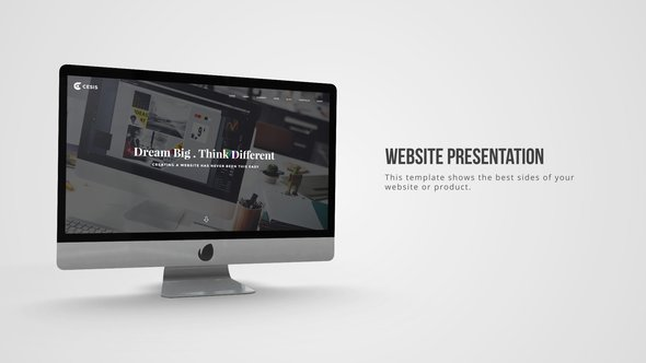 Website Presentation