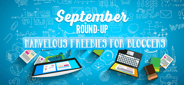 8 Marvelous Freebies For Bloggers