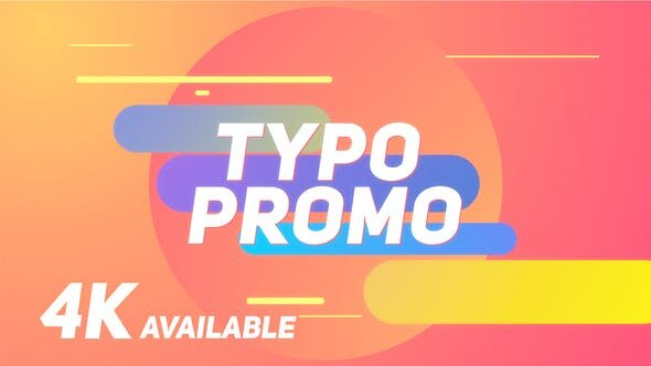 Short Typo Promo