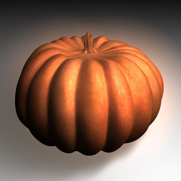 Real pumpkin
