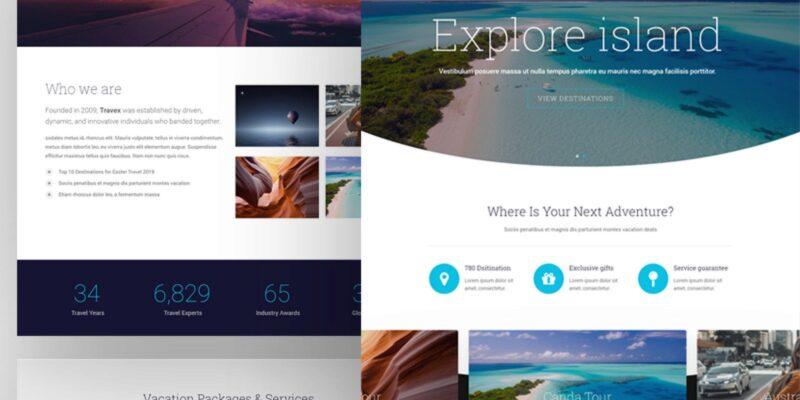 Travex - Travel Agency