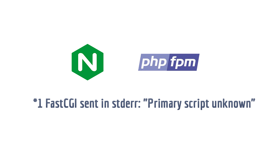 How to fix nginx Primary script unknown or file not found