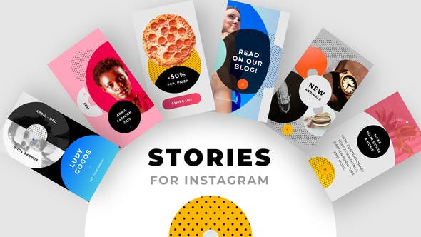 Instagram Stories Pack No. 1