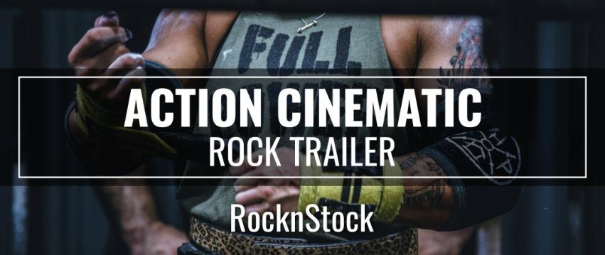 Action Cinematic Rock Trailer