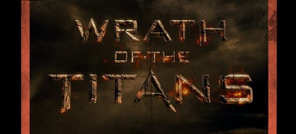 Wrath of the Titans | Alphabet Pack