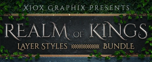 Realm of Kings Layer Styles