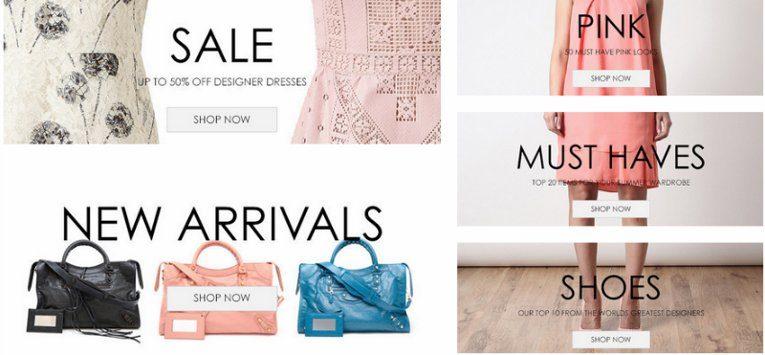 Choose Right E-commerce Website Template