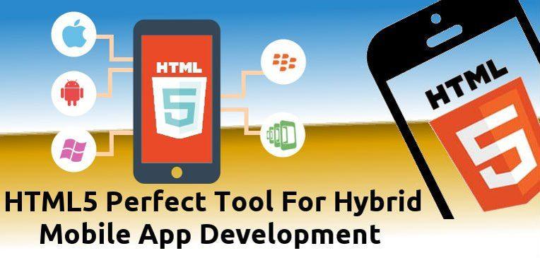 HTML5 Gaining Momentum As Hybrid Mobile App Development Tool