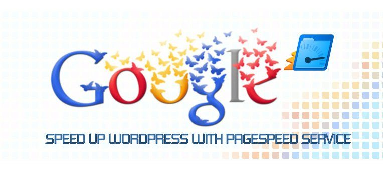 Speeding up WordPress with PageSpeed service