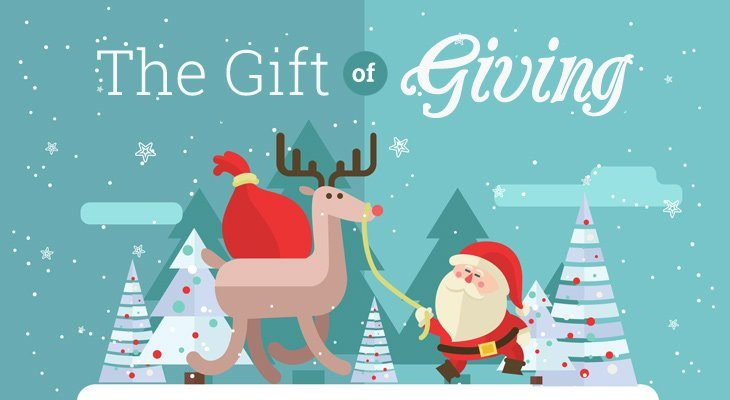 The Gift of Giving Advent Calendar