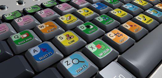 Photoshop Keyboard Shortcut Stickers