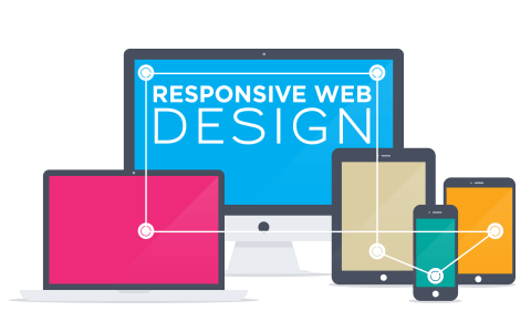 Responsive Design With Mobile First Approach